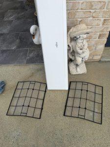 Split system filters